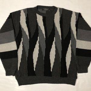 Vintage Protege Crewneck Sweater Large